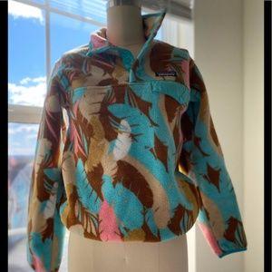 Patagonia Synchilla Snap Button Pullover